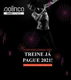Ofertas Desporto no folheto Solinca ( 4 dias mais )