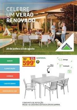 Ofertas de Bricolage, jardim e construção no folheto Leroy Merlin (  21 dias mais)
