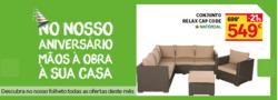 Promoção de Leroy Merlin no folheto de Vila Nova de Gaia