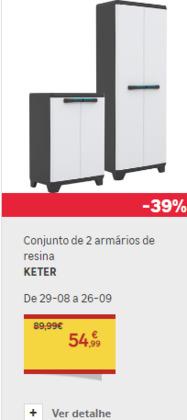 Promoção de Leroy Merlin no folheto de Porto