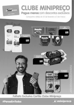 Folheto Minipreço ( Vencido )