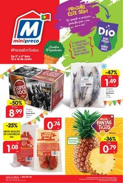 Ofertas de Supermercados no folheto Minipreço (  2 dias mais)