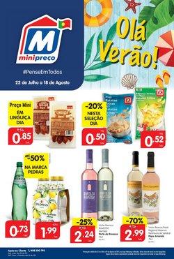 Ofertas de Minipreço no folheto Minipreço (  21 dias mais)