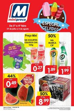 Ofertas de Supermercados no folheto Minipreço (  Publicado hoje)