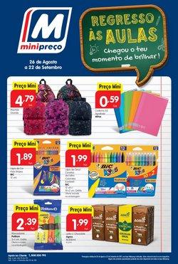 Ofertas de Minipreço no folheto Minipreço (  Expira hoje)
