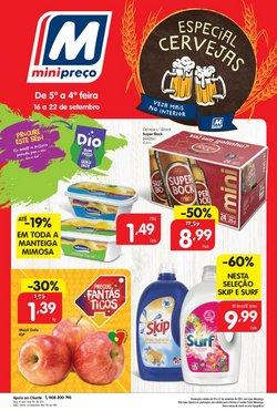 Ofertas de Supermercados no folheto Minipreço (  Expira hoje)