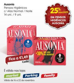 Promoção de Minipreço no folheto de Lisboa
