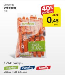 Promoção de Minipreço no folheto de Palmela