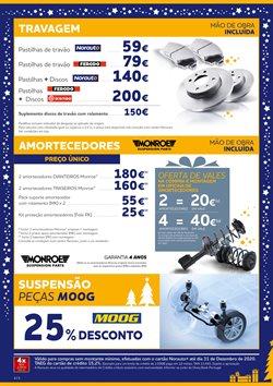 Ofertas Automóveis no folheto Norauto ( Mais de um mês )