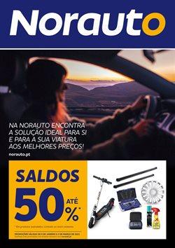 Ofertas Automóveis no folheto Norauto em Lisboa ( Expira hoje )