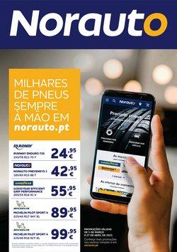 Ofertas Automóveis no folheto Norauto em Braga ( Publicado hoje )