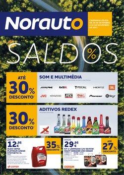 Ofertas de Carros, Motos e Peças no folheto Norauto (  30 dias mais)