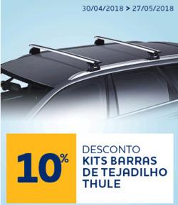 Promoção de Norauto no folheto de Vila Nova de Gaia