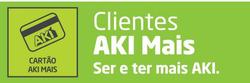 Promoção de AKI no folheto de Almada