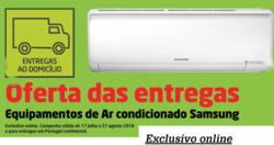 Promoção de AKI no folheto de Lisboa