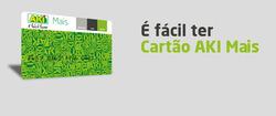 Promoção de AKI no folheto de Guimarães