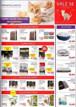 Ofertas Bancos e serviços no folheto Ornimundo em Lisboa ( 24 dias mais )