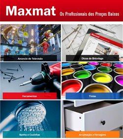 Folheto Maxmat ( Mais de um mês )