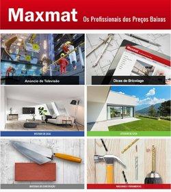 Ofertas de Bricolage, jardim e construção no folheto Maxmat (  16 dias mais)