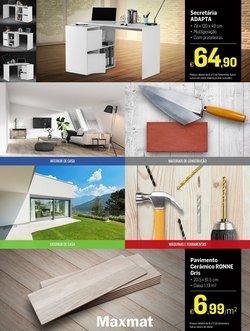 Ofertas de Bricolage, Jardim e Construção no folheto Maxmat (  Expira amanhã)