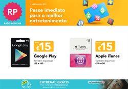 Ofertas Informática e eletrónica no folheto Radio Popular em Funchal ( 3 dias mais )