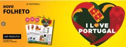Promoção de Atlantic Park Famalicão no folheto de Radio Popular em Vila Nova de Famalicão