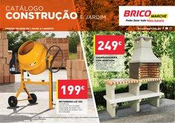 Ofertas de Bricolage, jardim e construção no folheto Bricomarché (  4 dias mais)