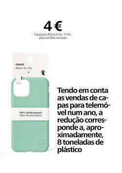 Promoções de IPhone X em Flying Tiger