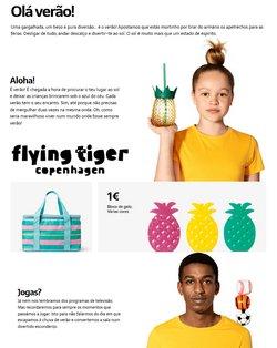 Ofertas de Flying Tiger no folheto Flying Tiger (  Expira amanhã)