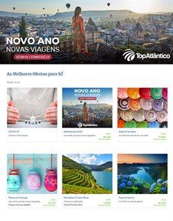 Ofertas Viagens no folheto Top Atlântico em Coimbra ( 5 dias mais )