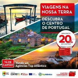 Ofertas de Viagens no folheto Top Atlântico (  Expira amanhã)