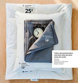Ofertas Casa e decoração no folheto IKEA ( Mais de um mês )