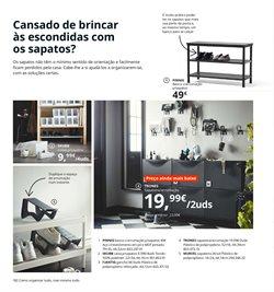 Promoções de Sapateira em IKEA