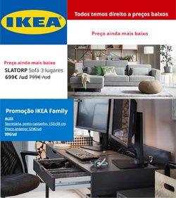 Ofertas de Casa e Decoração no folheto IKEA (  3 dias mais)