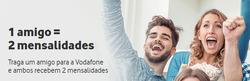 Promoção de Vodafone no folheto de Vila Nova de Gaia