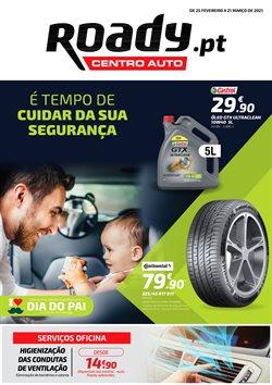 Ofertas Automóveis no folheto Roady em Lisboa ( 19 dias mais )