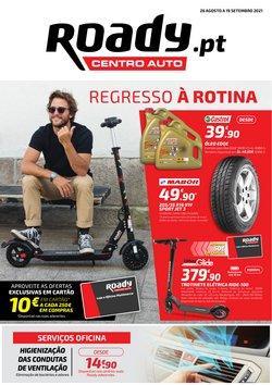 Ofertas de Carros, Motos e Peças no folheto Roady (  Expira amanhã)