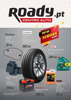 Ofertas de Carros, Motos e Peças no folheto Roady (  Expira hoje)