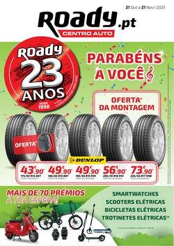Catálogo Roady (  24 dias mais)