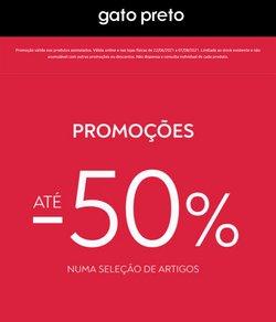 Ofertas de Gato Preto no folheto Gato Preto (  11 dias mais)