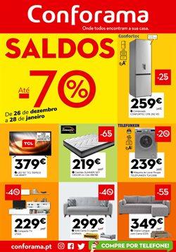 Folheto Conforama em Amadora ( 2 dias mais )