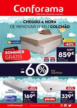Folheto Conforama em Amadora ( 23 dias mais )