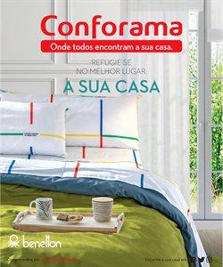 Ofertas de Casa e Decoração no folheto Conforama (  Mais de um mês)