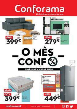 Ofertas de Conforama no folheto Conforama (  12 dias mais)