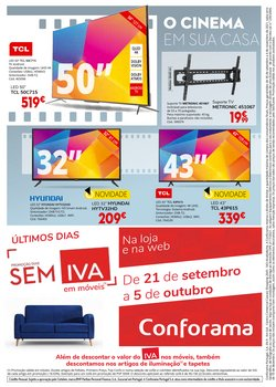 Ofertas de Hyundai no folheto Conforama (  18 dias mais)