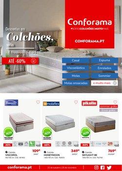 Catálogo Conforama (  Publicado a 2 dias)