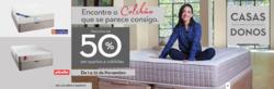 Promoção de Conforama no folheto de Vila Nova de Gaia