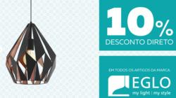 Promoção de JOM no folheto de Braga