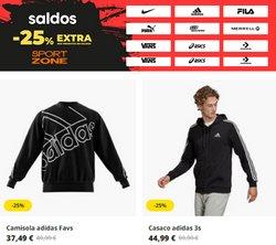 Folheto Sport Zone ( 5 dias mais )