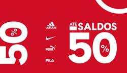 Promoção de Sport Zone no folheto de Lisboa
